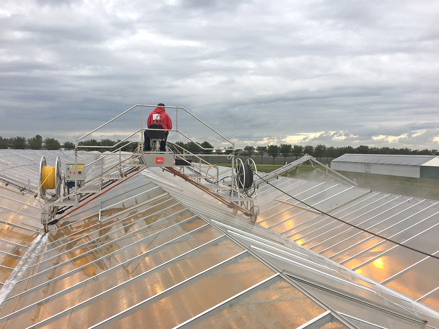Uniflex Acrylic Elastomeric Coating Spec For Metal Roofs